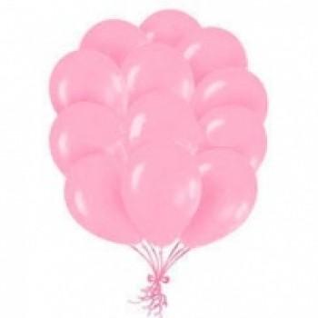 Облако розовых шариков