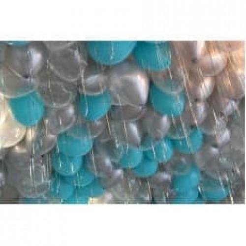"Воздушные шарики с гелием ""Тиффани Style"""