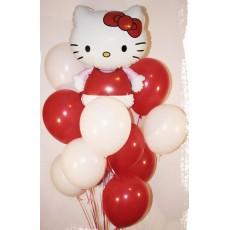 Набор шаров Hello Kitty