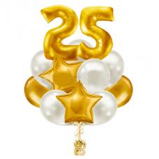 Набор воздушных шаров с цифрами