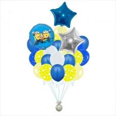 Букет воздушных шаров Миньоны