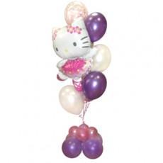 Фонтан Hello Kitty