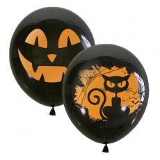 """Воздушные шары """"Хеллоуин"""""""