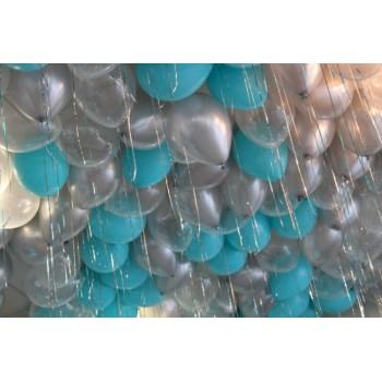 """Воздушные шары с гелием """"Тиффани Style"""""""