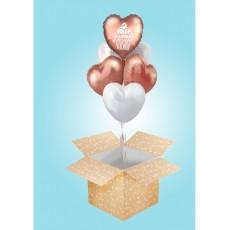 """Коробка с шарами """"Маффин"""""""
