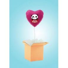 """Коробка с шаром """"Панда"""""""