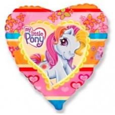"""Фольгированный шар """"My little pony"""""""