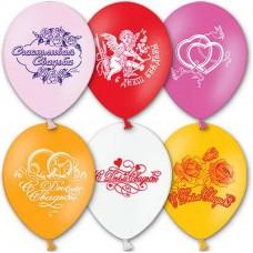 Воздушные шары Свадьба - 2