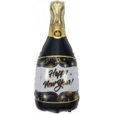 """Бутылка шампанского """"Happy New Year"""" 102 см"""