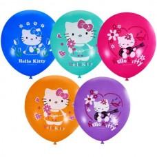 Воздушные шары Hello Kitty