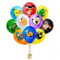 Облако шариков Angry Birds ассорти