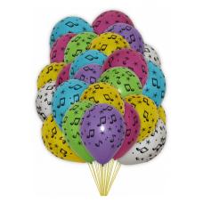 Облако шариков Музыкальные ноты