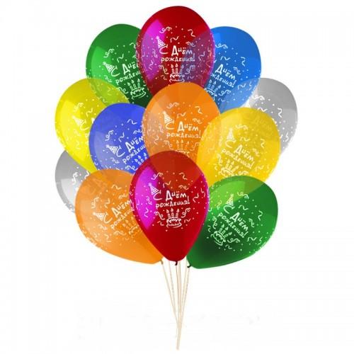 Облако шаров на день рождения VIP
