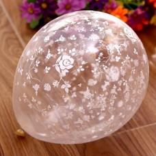 Прозрачные шары элегантные розы 40 см