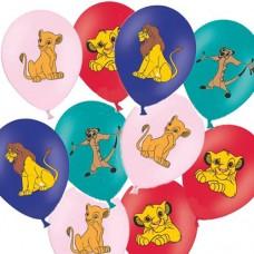 Воздушные шары Король Лев
