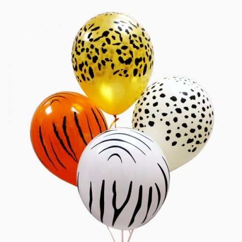 Воздушные шарики Сафари