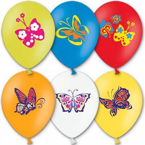 """Воздушные шары """"Бабочки"""""""