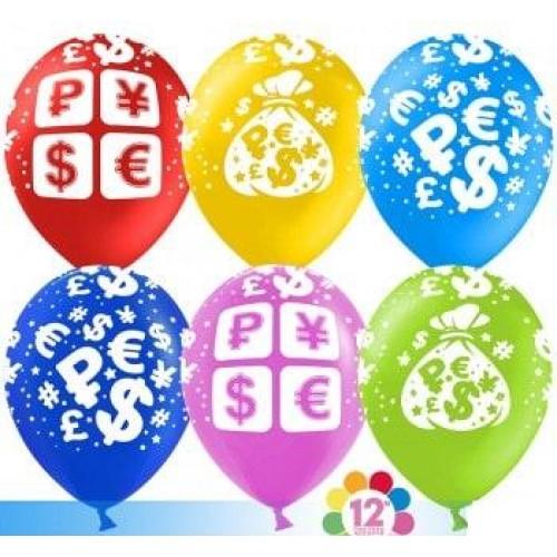 Воздушные шары Деньги