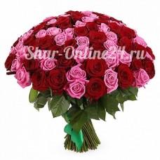 Букет роз Mix Premium