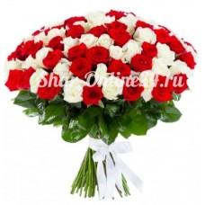 Букет роз Mix-2 Premium