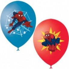 """Облако шариков """"Человек паук"""""""