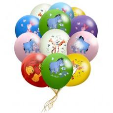 Воздушные шары Винни Пух